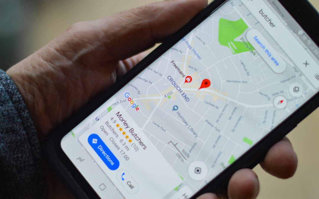 Bonne pratique SEO : Google My Business